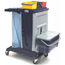 Geerpres Modular Plastic Housekeeping Cart GPS201FT