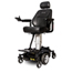 Pride Mobility Jazzy Air® Power Wheelchair PRDJAZZY_AIR_BLACK_16-18_SEAT