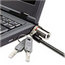 Kensington Kensington® MicroSaver® DS Ultra-Thin Laptop Lock KMW64590