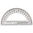 cLi Charles Leonard® Open Center Protractor LEO77106