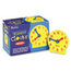 "Learning Resources Learning Resources® Set of Six 4"" Geared Clocks LRNLER2202"