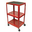 Luxor Duraweld Adjustable Height Table LUXAVJ42-RD