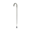 Guardian Cane, Chrome, Curved Handle MEDG05370