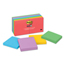 3M Post-it® Pads in Marrakesh Colors MMM65412SSAN