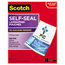 3M Scotch® Self-Sealing Laminating Sheets MMMLS85425G