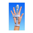 DJO Finger Splint PROCARE® Wrist Strap Vinyl / Foam Left or Right Hand Gray Medium MON71253000