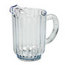 Rubbermaid Commercial Rubbermaid Commercial® Bouncer® Plastic Pitcher RCP333800CR