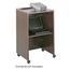 Safco Lectern Base/Media Cart SFC8917MH