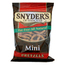 Snyder's Fat-Free Mini Pretzels BFVSNY02217