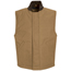 Red Kap Men's Blended Duck Insulated Vest UNFVD22BD-RG-L