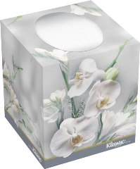 KLEENEX® Facial Tissues By the Box