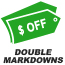Double Markdowns