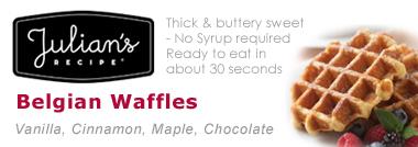 Julians Waffles