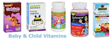Baby Child Vitamins