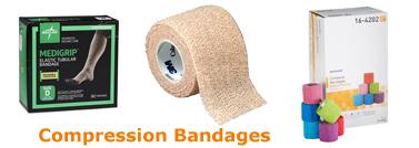 Compression Bandages