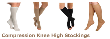 Compression Knee High Stockings