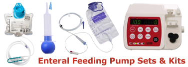 Enteral Feeding Pump Sets Kits