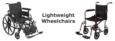 Light weight Wheel chairs