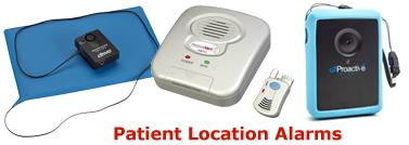 PatientLocation Alarms