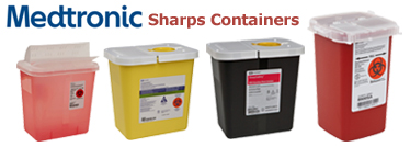 Medtronic Sharps Containers