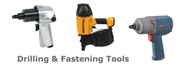 Drilling and Fastening Tools