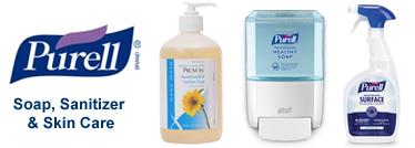 Purell soap