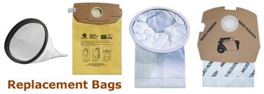 Vacuum Replacement Bags