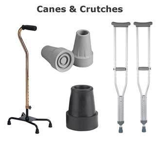Canes and Crutches