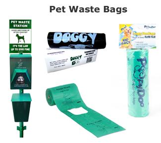Pet Waste Bags