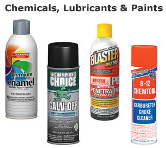 Chemicals Lubricants and Paints
