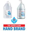Super Clean Hand Brand