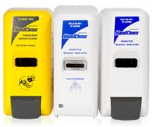 Soap & Sanitizer Dispensers