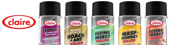 Claire Insecticides