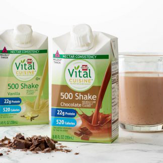 500 Nutritional Shakes