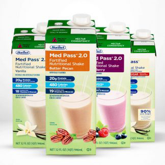 Fortified Nutrition Shakes
