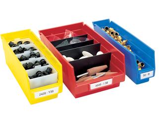 Akro Mils Storage Bin Accessories Lids