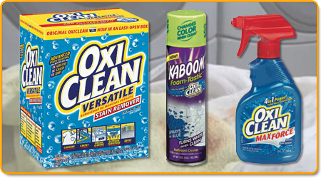OxiClean® Stain Removers