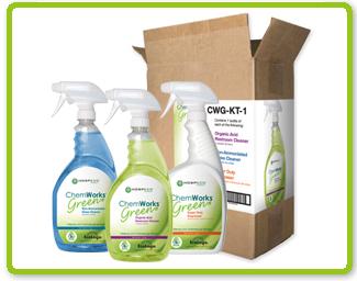 ChemWorks Green Super Duty Green Kit
