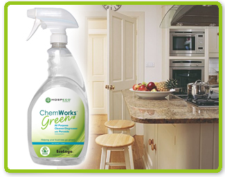 ChemWorks Green All Purpose Cleaner & Degreaser