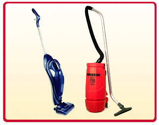 Oreck Commercial Portable Vacuums