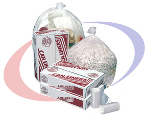Click Here for Mini Roll Can Liners from PITT!