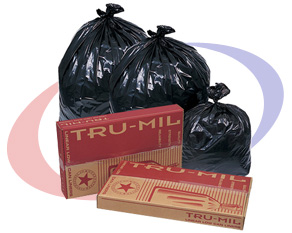 Click Here for Tru Mil Can Liners from PITT!