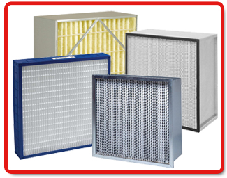 Purolator Rigid Cell Filters