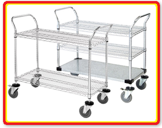 Quantum Storage Systems - Utility Carts