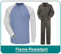 Flame-Resistant