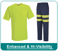 Enhanced & Hi-Visibility