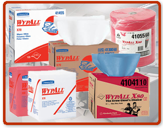 WYPALL* Premium Rag & Shop Towel Replacement