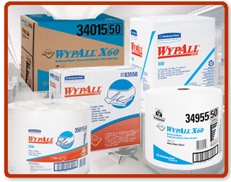 WYPALL* Economy Rag Replacement