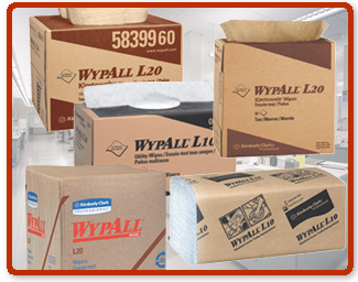 Wypall Single Use Wipers