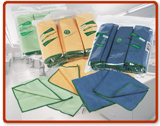 WYPALL* Microfiber Cloth Wipers